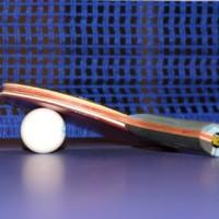 tischtennis netz schläger