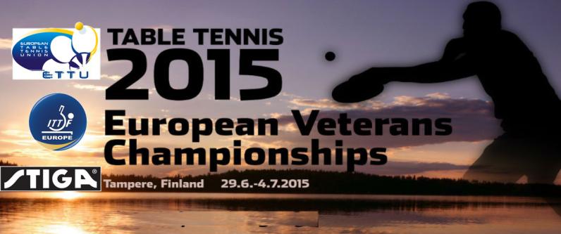 Unser älteste Fuchs bei den European Veterans Championschips 2015